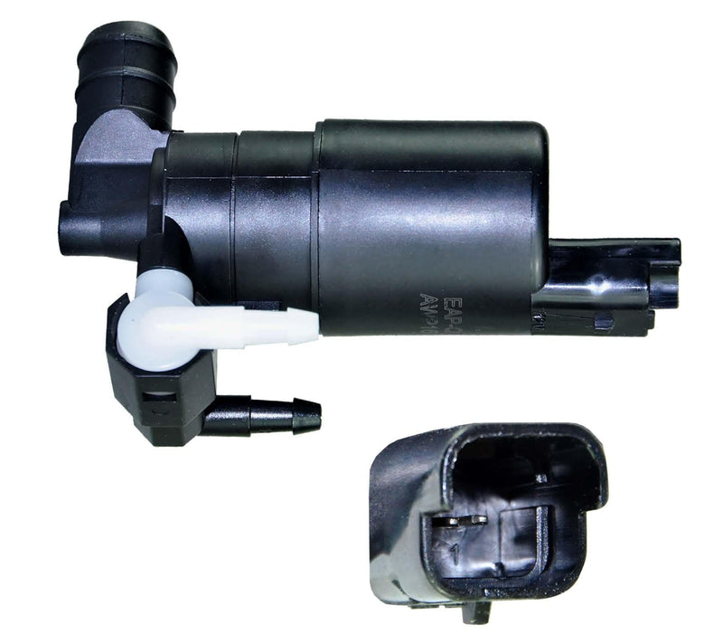 Twin Outlet Washer Pump For Peugeot/Citroen/Fiat/Lancia/Opel-Vauxhall/Renault-D2P Autoparts