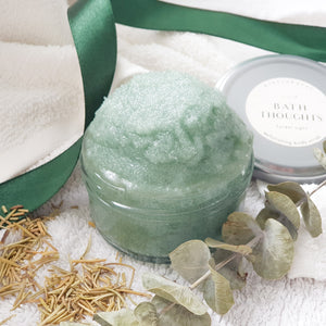 Bath Thoughts Body Scrub - Forest Light