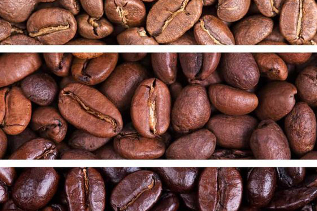 Different type of Coffee
