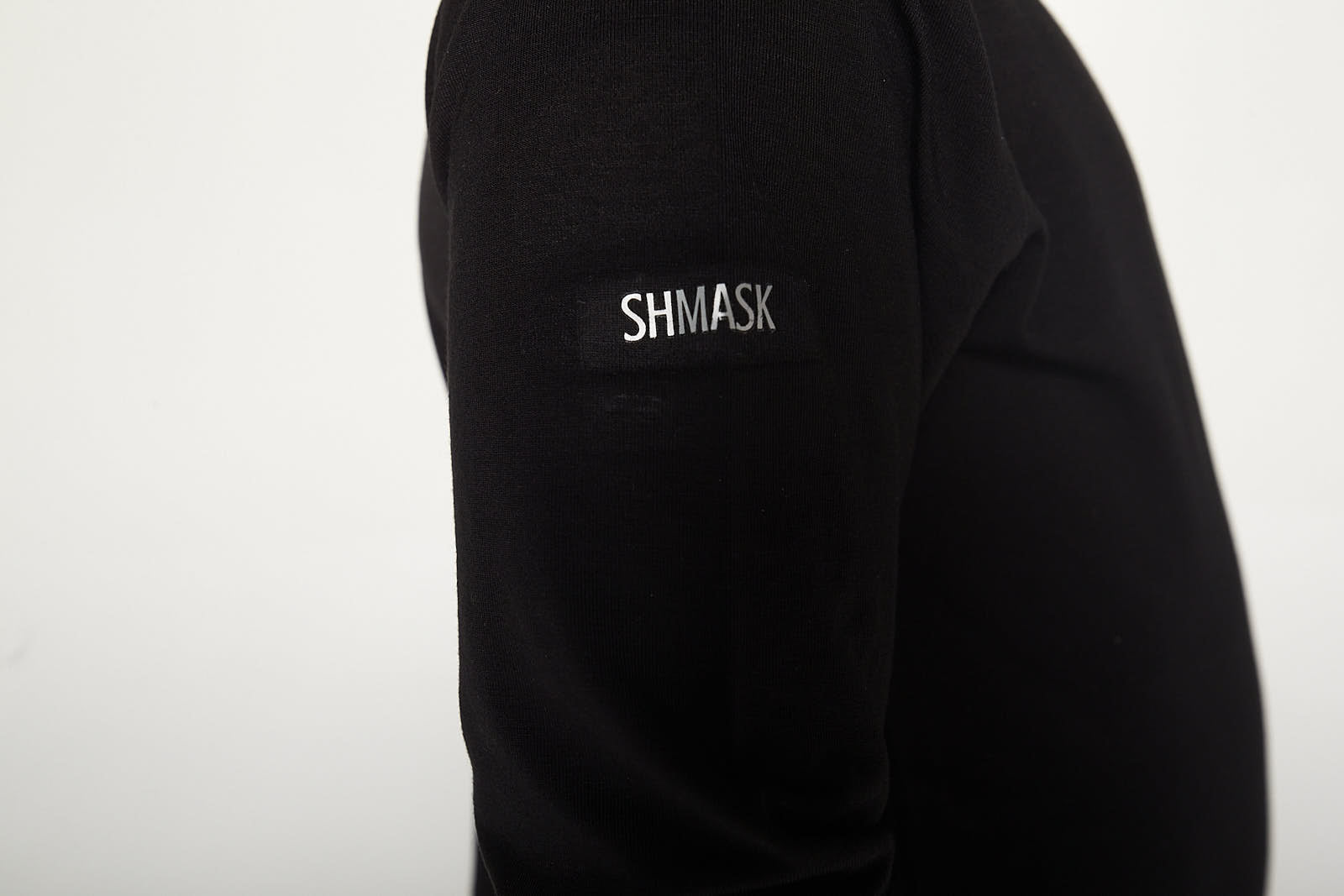 Kids Long Sleeve Dark Gray Shmask™
