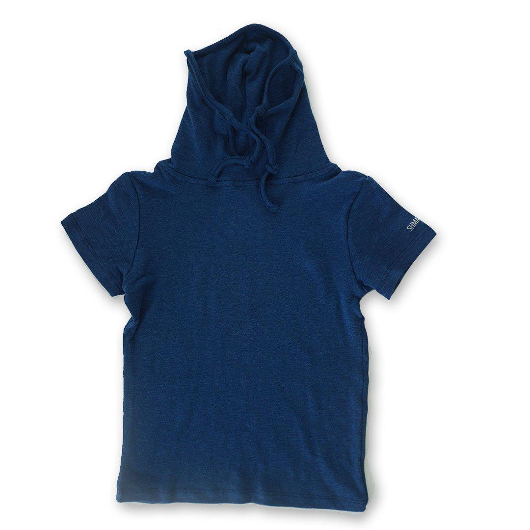 Kids Short Sleeve Royal Blue Shmask™