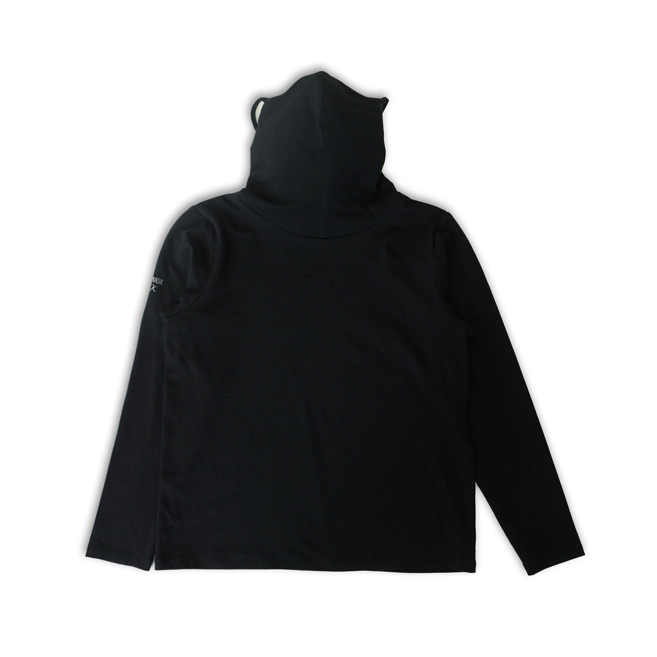 Kids Long Sleeve Black Shmask™