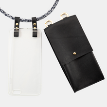 Lade das Bild in den Galerie-Viewer, CROSSBODY PHONE CASE | PEPPER + BAG