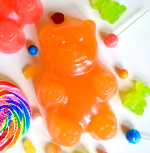 Citrus Juice Gummy Bear Soap