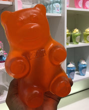 Load image into Gallery viewer, Citrus Juice Gummy Bear Soap