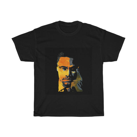 Malcolm X Crewneck Simple Unisex T-Shirt