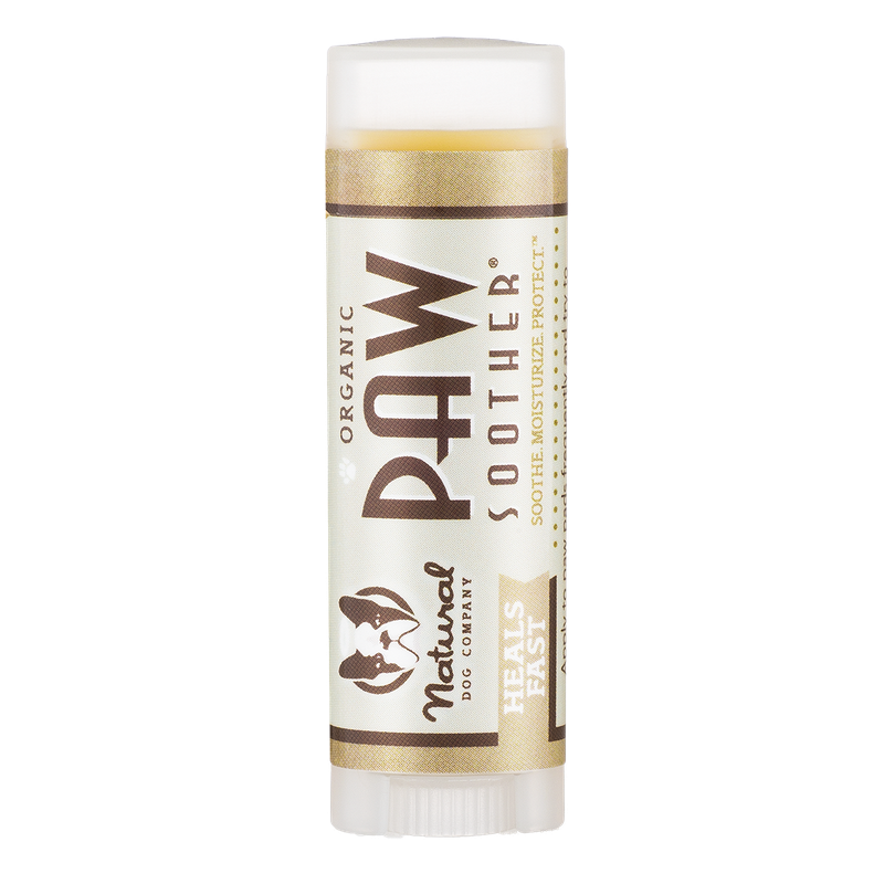 Natural Dog Company Paw Soother - Potecreme Travel stick 4,5 ml-HUBERTS.dk