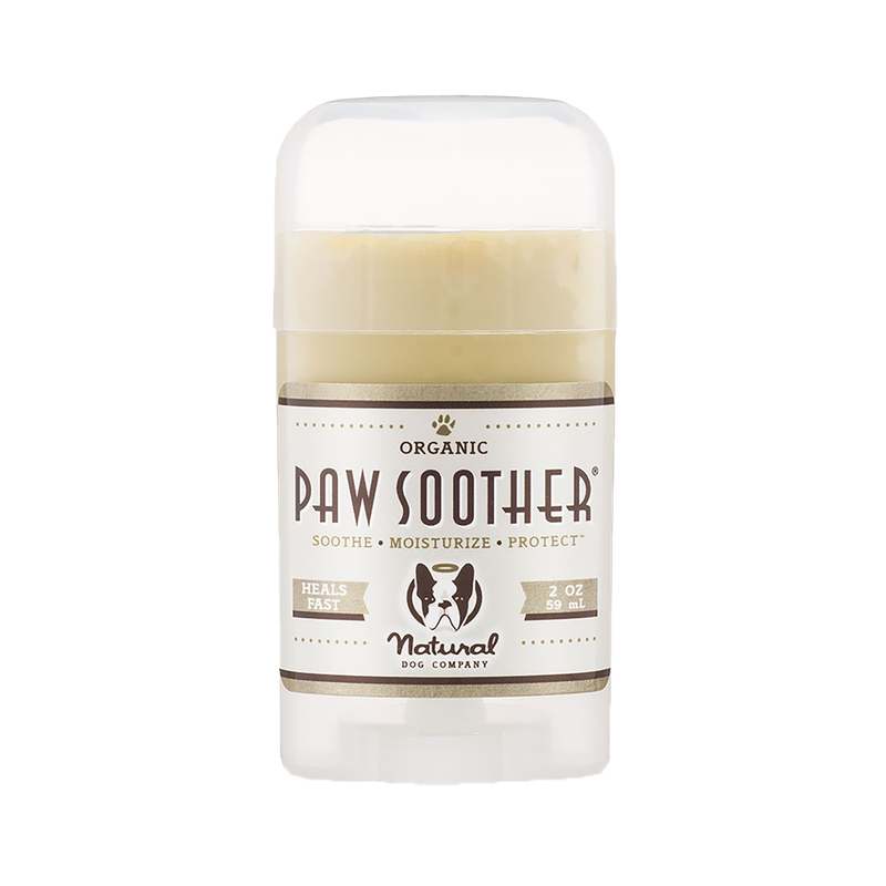 Natural Dog Company Paw Soother - Potecreme Stick 59 ml-HUBERTS.dk
