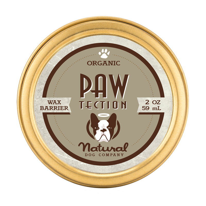 Natural Dog Company PawTection - Potevoks 59 ml i dåse-HUBERTS.dk