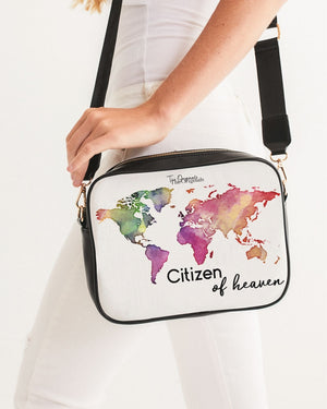 World Map Crossbody Bag - theoriginals-designs