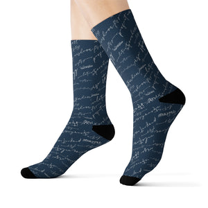 Wisdom Socks - theoriginals-designs