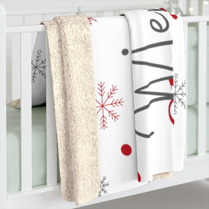 Merry Christmas Blanket 50x60 60x80 - theoriginals-designs