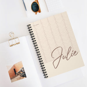 Personalized Journal - theoriginals-designs