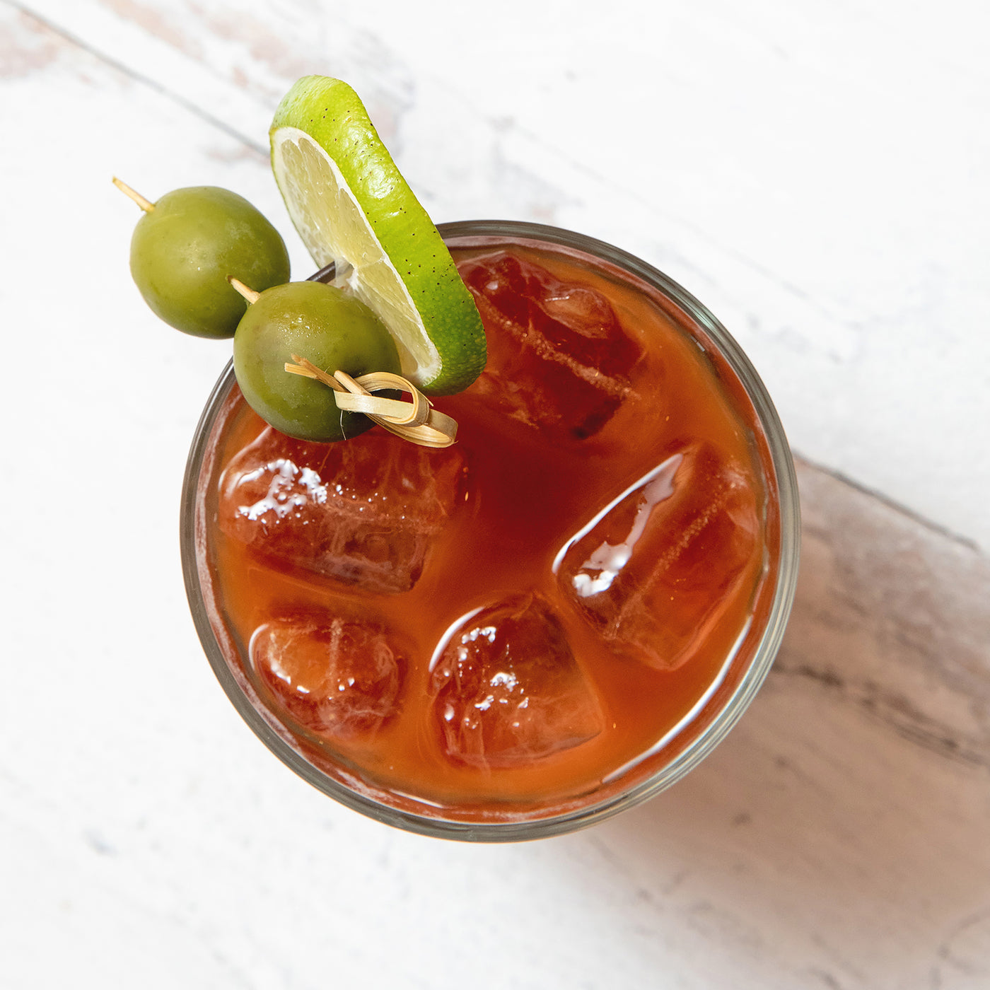 Chipotle Maple Mary Cocktail