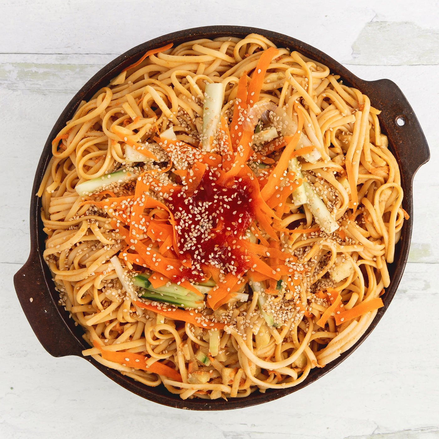 Fresno & Thai Chili Asian Noodles