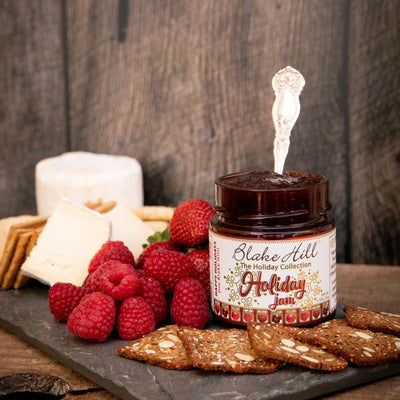 Holiday Jam Cheese Board with Nettle Meadow's Adiron-Jack