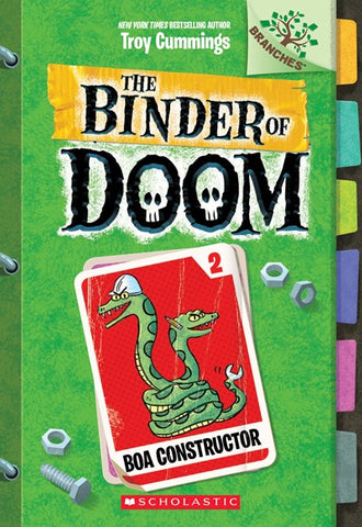 The Binder of Doom #2: Boa Constructor