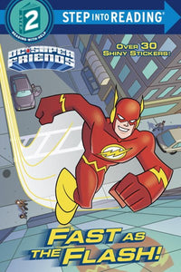 DC Super Friends: Fast as the Flash