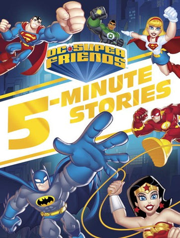 DC Super Friends: 5 Minute Story Collection