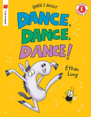 Dance, Dance, Dance!  A Horse and Buggy Tale