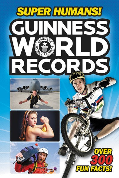Guinness World Records: Super Humans