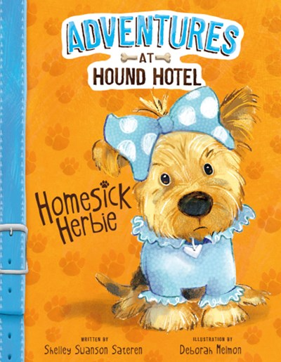 Adventures of a Hotel Hound: Homesick Herbie