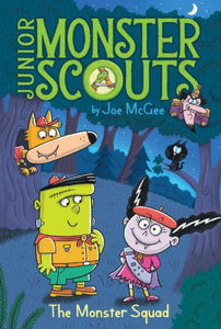 Junior Monster Scouts: The Monster Squad
