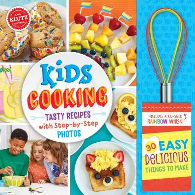 Kids Cooking Tasty Recipes with Step by Step Photos