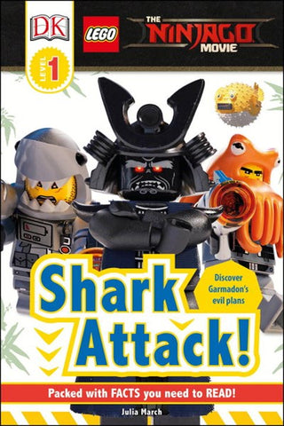 Lego Ninjago: Shark Attack