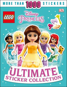 Lego Disney Princess: Ultimate Sticker Collection