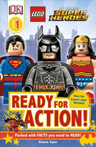 Lego Superheroes: Ready for Action
