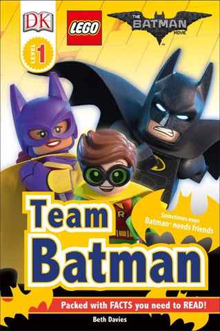 Lego: Team Batman