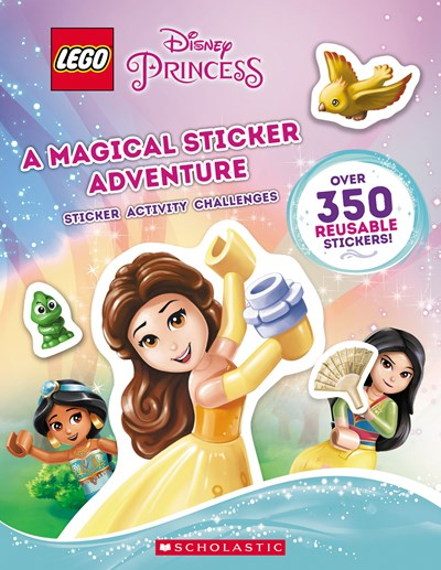Lego Disney Princess: Magical Sticker Adventure