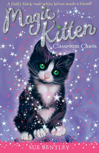 Magic Kitten: Classroom Chaos