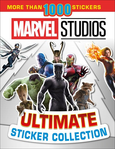 Marvel Studio: Ultimate Sticker Collection