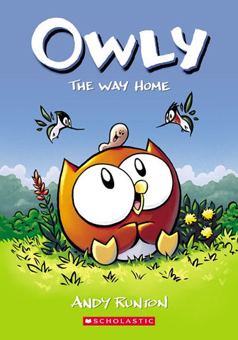 Owly #1 The Way Home