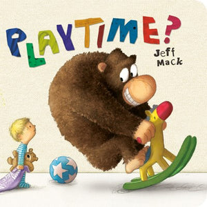 Playtime? (Board book)
