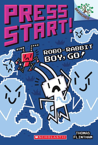 Press Start #7: Robo-Rabbit Boy, Go!