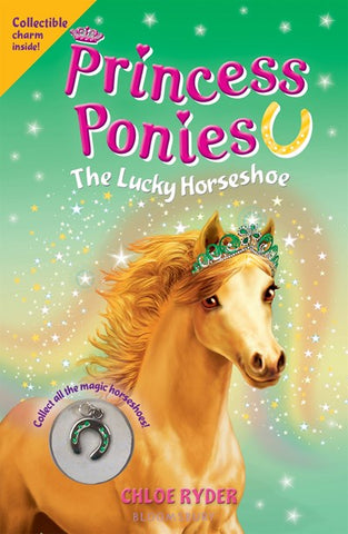 Princess Ponies: The Lucky Horseshoe