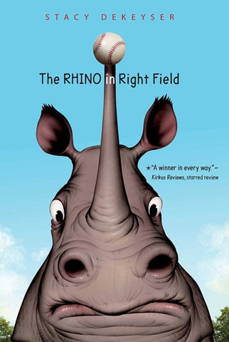 Rhino in Right Field