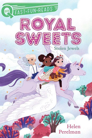 Royal Sweets #3: Stolen Jewels