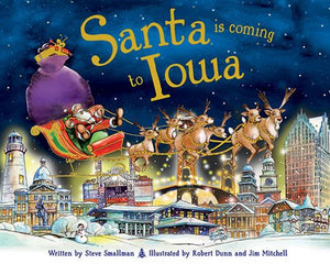 Santa is Coming to Iowa