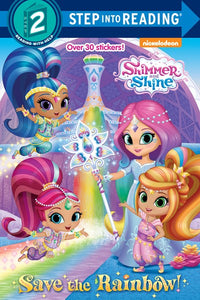 Shimmer and Shine: Save the Rainbow