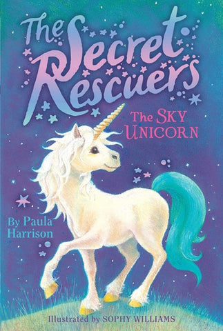 Secret Rescuers: The Sky Unicorn