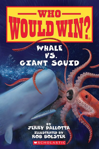 Who Would Win Whale vs. Giant Squid