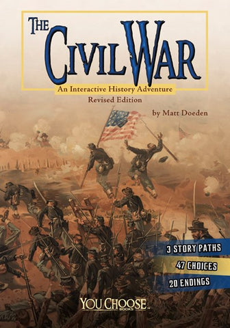 Civil War : An Interactive History Adventure