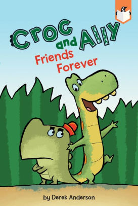 Croc and Ally Friends Forever