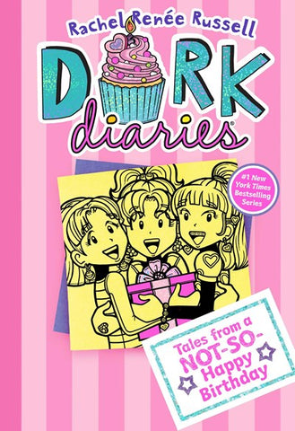 Dork Diaries # 13 Tales from a Not-So-Happy Birthday