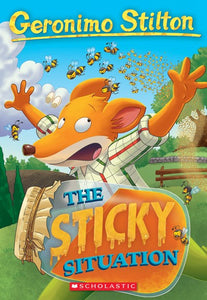 Geronimo Stilton #75 The Sticky Situation