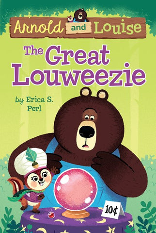 Arnold and Louise : Great Louweezie #1
